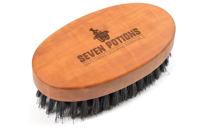 brosse à barbe seven potions