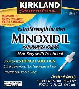 Minoxidil Liquide