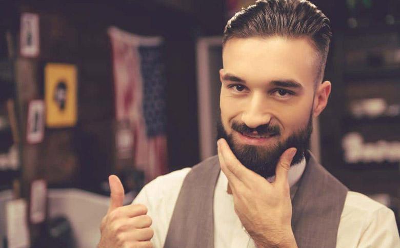 grooming barbe