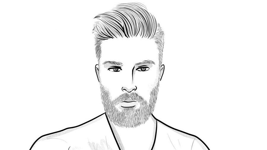 temps nécessaire pour faire pousser la barbe